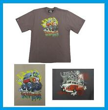 de niño infantil, Para Niños Autocaravana O Monster Camión Camiseta