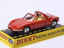 1:43 ATLAS ALLOY DIE-CAST CAR MODEL DINKY TOYS 1403 MATRA SPORTS M 530 NEW 1/43