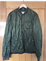 burberry Brit Bomber Jacket coat mens
