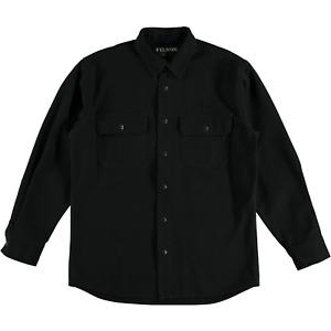 Filson CCF Canvas Work Shirt Black
