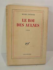 Michel Tournier. Le roi des Aulnes nrf 1970, N° édition 15484