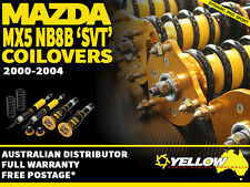 YELLOW-SPEED RACING COILOVERS Mazda MX5 NB8B SVT 2000-2004 yellowspeed coil over
