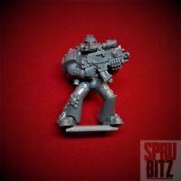 Assault Black Reach Space Marine w/ Boltgun (F) Warhammer 40,000 boxed set bitz
