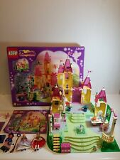 1999 Lego - Belville #5808 Castle Playset Complete With Box & Instructions Rare