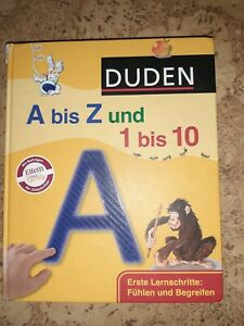 DUDEN A bis Z , 1 bis 10