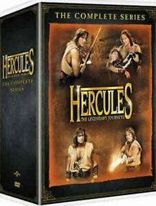 Hercules: The Legendary Journeys Complete Series DVD Box Set Region 4 PAL