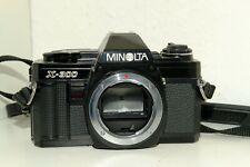 Minolta X-300 X300 X 300 SLR Spiegelreflexkamera Gehäuse / Body