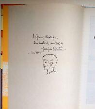 Alix L'intrépide 1er Tirage Casterman avec dessin 1973