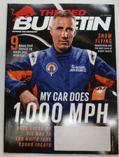 The Red Bulletin Magazine Andy Green 1,000 MPH February 2015 052115R