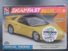 Amt Snapfast Pontiac Firebird Model Kit #6154