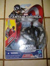 2013 Marvel Hasbro Captain America Rocket Storm FALCON Super Soldier Gear SEALED