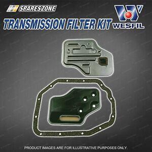 Wesfil Transmission Filter Kit for Hyundai Sonata DF 3.0 V6 1993-1998