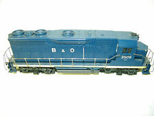 Vintage Ho Locomotive Baltimore & Ohio B&O 3509 Excellent Condition