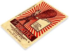 Tin Sign B607 Drumstick Ice cream Cone Vintage Ice Cream Metal Decor