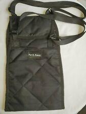 New listing Fur E. Frendz dog harness Xl color black adjustable hook and loop closure
