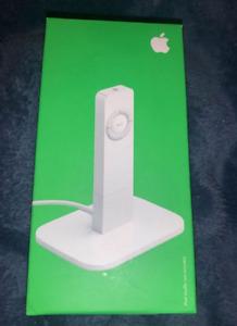 Genuine Apple iPod Shuffle USB Charge Dock M9757G/A 1st Gen RARE