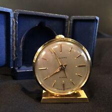 Vintage Concorde Travel Alarm Clock in Original Case