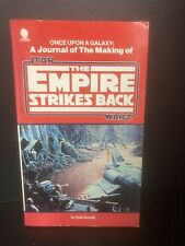 Once Upon a Galaxy A Journal Making of Empire Strikes Back 1st Edition Paperb