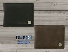 New O'Neill Everyday Mens Faux Leather Bi-Fold Wallet