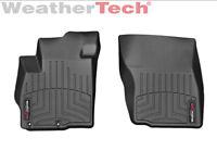 WeatherTech FloorLiner Floor Mats for Mitsubishi Outlander/Sport - 1st Row Black