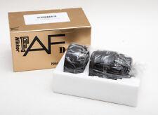 Nikon Nikkor AF 85mm 85 f/1.8D f1.8 D f/1.8 Prime Lens + HN-23 Hood (READ)
