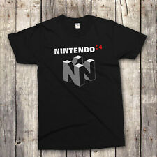 N64 NINTENDO 64 CONSOLE T SHIRT Vintage Retro Classic Video Games SIZES to 5XL