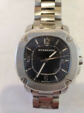Men's Burberry Watch The Britain #BBY1502 Stainless