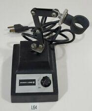 Preowned Bausch Amp Lomb 31 35 28 Transformer Microscope Illuminator Warranty