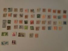 Philippines, Puerto Rico, Canal Zone 1878-1940 Mixed Lot of Stamps