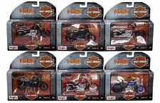 MAISTO 1/18 HARLEY-DAVIDSON CUSTOM MOTORCYCLES SERIES 35 ASSORTMENT 31360-35