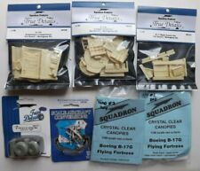 1/48 SAC/SQUARDON/TRUE DETAILS LOT *WOULD LOOK GOOD WITH VISIBLE REVELL KIT*