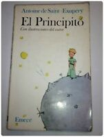 LITTLE PRINCE EL PRINCIPITO ANTOINE SAINT EXUPERY Ed EMECE ARGENTINA POCKET