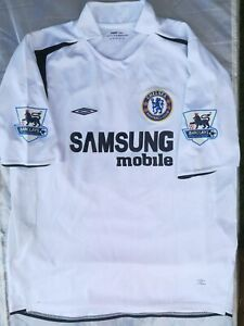 Maillot DROGBA N°15 CHELSEA taille XL premier league foot