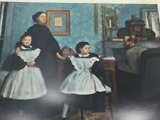 The Bellelli Family Vintage Print Degas 25205