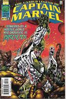 Captain Marvel #3 FN Marvel Comics June 1997
