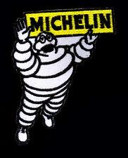 Michelin Patch Bibendum Tires Hot Rod Classic Muscle Car Mechanic