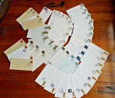 FDC Envelopes Australia Bulk Lot Cancellation Variation with Dup  PSE 100+  (16)