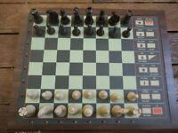 Jeu d'échecs életctronique Novag Supremo (limited edition) RARE ! Chess Computer