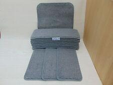 Carpet Stair pads / treads 60 cm x 23 cm 14 off  and 1 m x 50 cm 1 Big Mats 2267