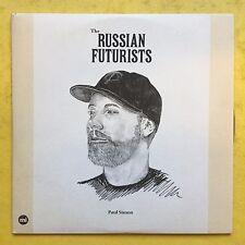 The Russian Futurists - Paul Simon / The Plight Of The Flightless Bird  (CBX342)