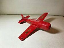 INGAP aereo plastica rossa