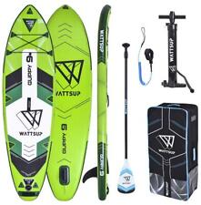 """WattSUP Guppy 9'0 """" Sup Tabla Stand Up Paddle Surf-Board Remos Isup 275cm"""