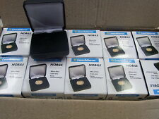 R306 Leuchtturm NOBILE 20mm. für Goldmark münzen. 20 Stück Packung RESTPOSTEN!