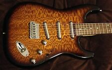 Handmade Boutique Custom Shop Guitar by Ryan Holser Guitar Works, USA