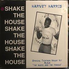 HARVEY HARRIS • Shake The House • Vinile Lp • PLAY HOUSE