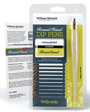William Mitchell Round Hand Calligraphy Set - Square Cut