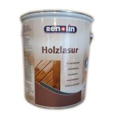 Renolin Holzlasur innen/Außen 5 L Farbwahl