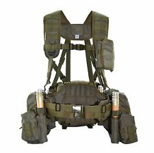 SSO / SPOSN Tactical Vest Smersh AK Olive Russian Army Spetsnaz Belt System