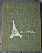 Wisconsin State University, Minneiska - Whitewater 1967 Yearbook