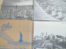 23447 Jumbo Post Cards. Special Souvenir Packet. Fifty Beautiful Views. USA.